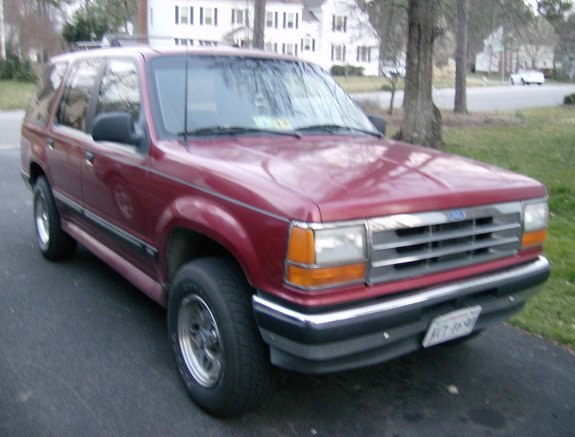 Killem234 1993 Ford Explorer