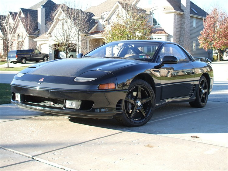 Another JeenyusVR4 1992 Mitsubishi 3000GT post... - 9757628
