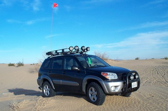rav4x4john 2005 Toyota RAV4 Specs s Modification