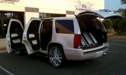 shiestyd2s 2008 Cadillac Escalade