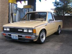 naptime86s 1986 Nissan 720 Pick-Up