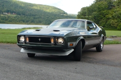 73Mach 1973 Ford Mustang