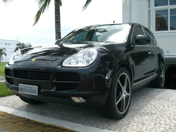 Hoffmann 2006 Porsche Cayenne Specs Photos Modification
