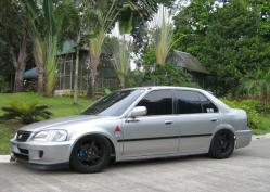 spoon_typeZ 2001 Honda City