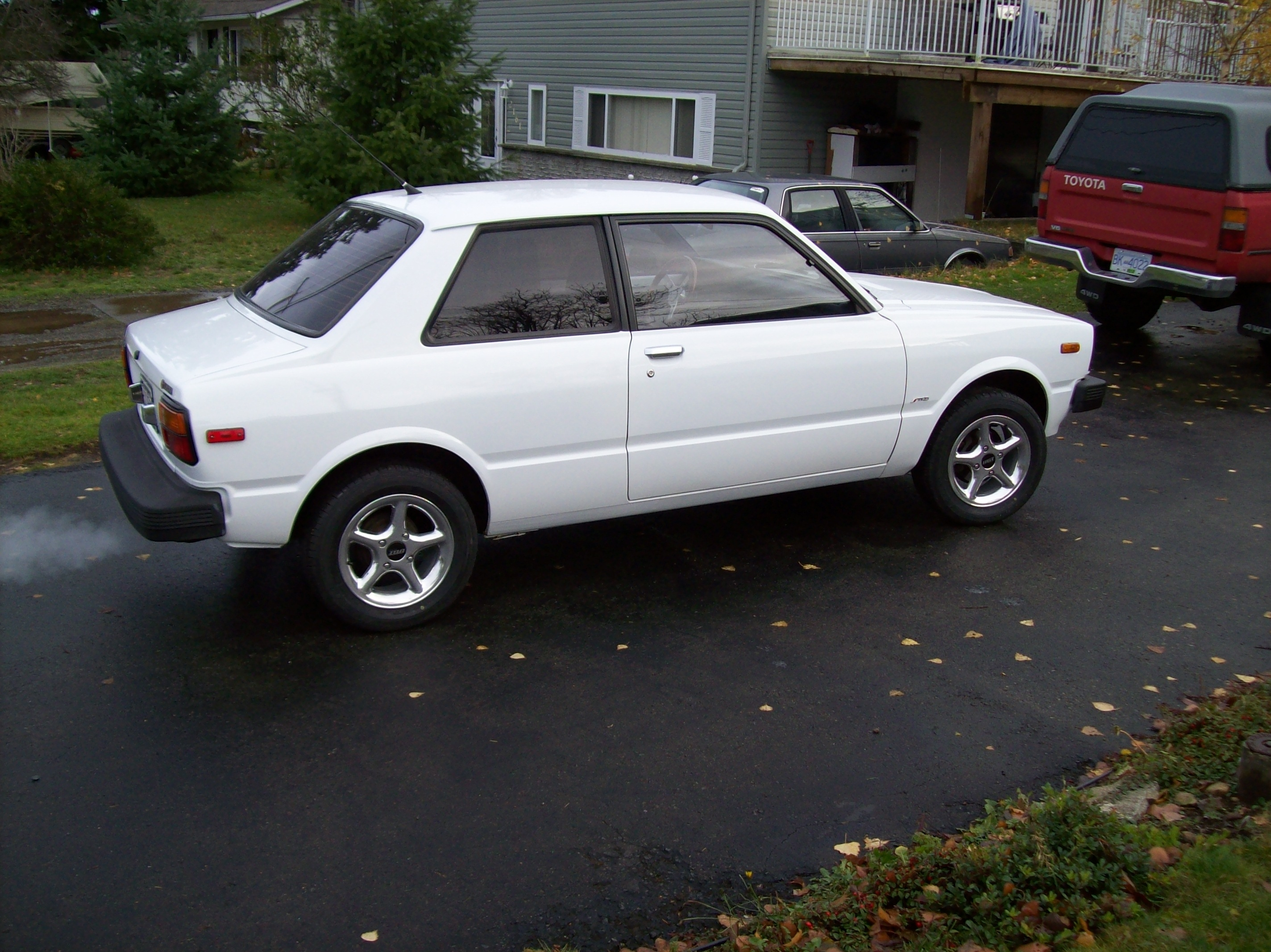 Supercel 1980 Toyota Tercel Specs Photos Modification