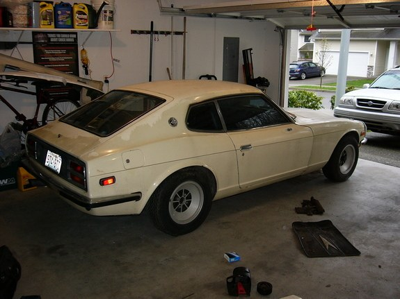 white91mx5's 1974 Datsun 260Z