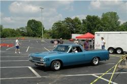 67skys 1967 Chevrolet El Camino