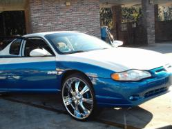 lilkanes 2000 Chevrolet Monte Carlo