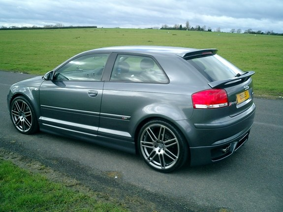Audi A3 Exterior Mods >> Stevie-C 2004 Audi A3 Specs, Photos, Modification Info at CarDomain