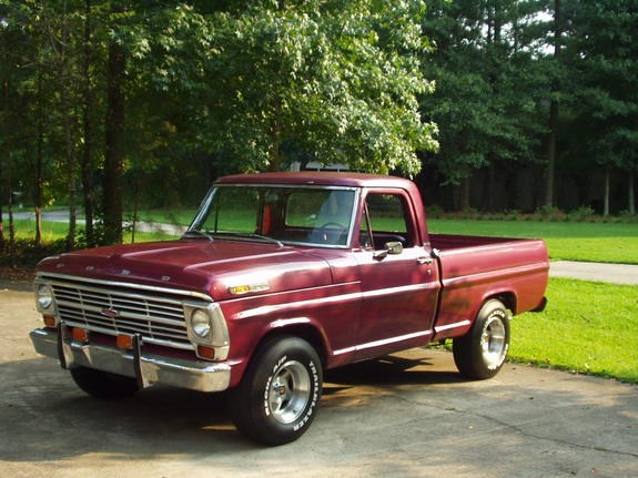 1967 Ford F150 Regular Cab Page 2  View all 1967 Ford F150