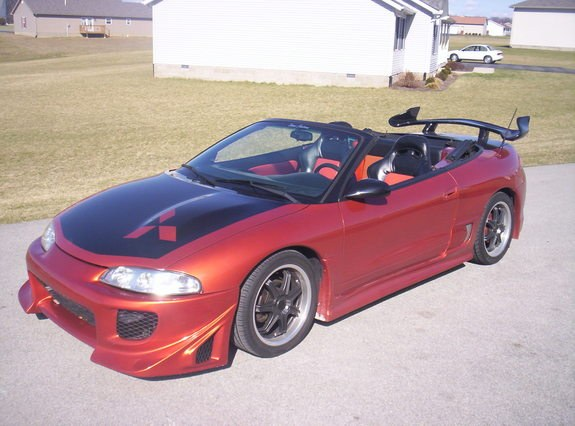 travismount 1997 mitsubishi eclipse specs photos modification info at cardomain. Black Bedroom Furniture Sets. Home Design Ideas