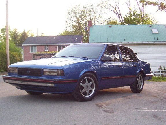 I have a 1989 Chevy Celebrity with a 2.5L engine that is ...