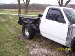 curvecrazy 1990 Dodge Dakota Regular Cab & Chassis