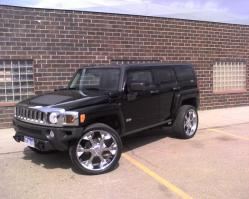 youngbuck23 2007 Hummer H3