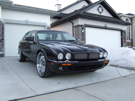 Another proflo 1998 Jaguar XJ Series post... - 9771986