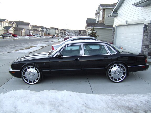 Another proflo 1998 Jaguar XJ Series post... - 9771987