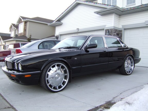 Another proflo 1998 Jaguar XJ Series post... - 9771988