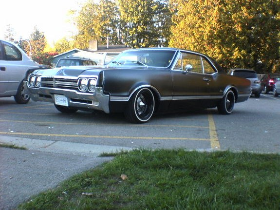 1966 Oldsmobile Cutlass  View all 1966 Oldsmobile Cutlass at
