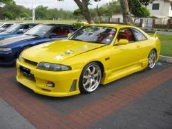 Yellowharts 1994 Nissan Skyline