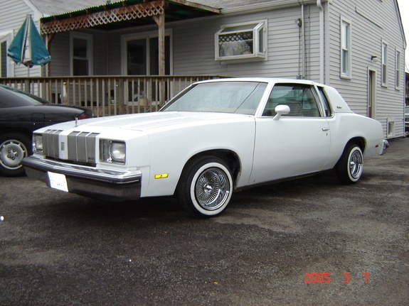 Griswald 1978 Oldsmobile Cutlass Supreme