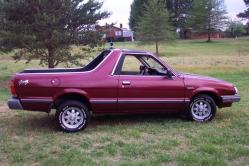 87bratmans 1987 Subaru Brat