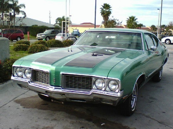 betsyfross 1970 Oldsmobile Cutlass