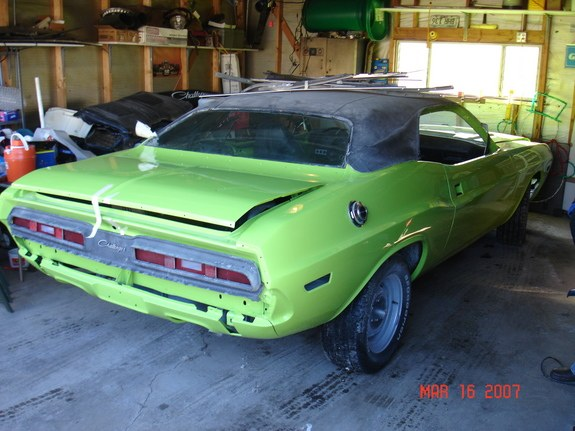 Another HemiPwr70 1971 Dodge Challenger post... - 10343002