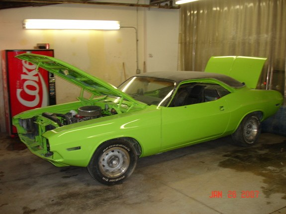 Another HemiPwr70 1971 Dodge Challenger post... - 10343003