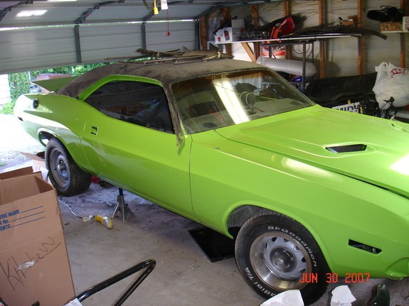 Another HemiPwr70 1971 Dodge Challenger post... - 10343004