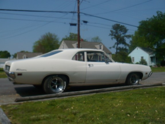 Another newportnuisance 1970 Ford Torino post... - 9768577
