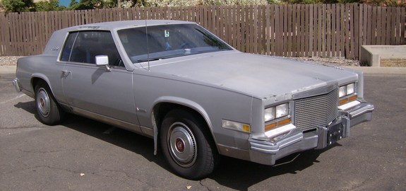 eighty_one_eldo's 1981 Cadillac Eldorado