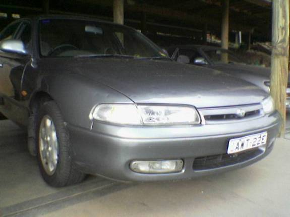 Another twil178 1993 Mazda 626 post... - 9770309