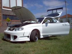 Newtdogs 1999 Hyundai Tiburon