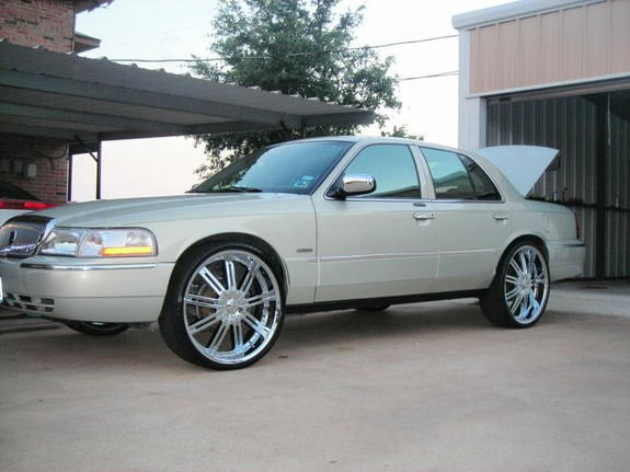 199947 S 2003 Mercury Grand Marquis In Waco Tx