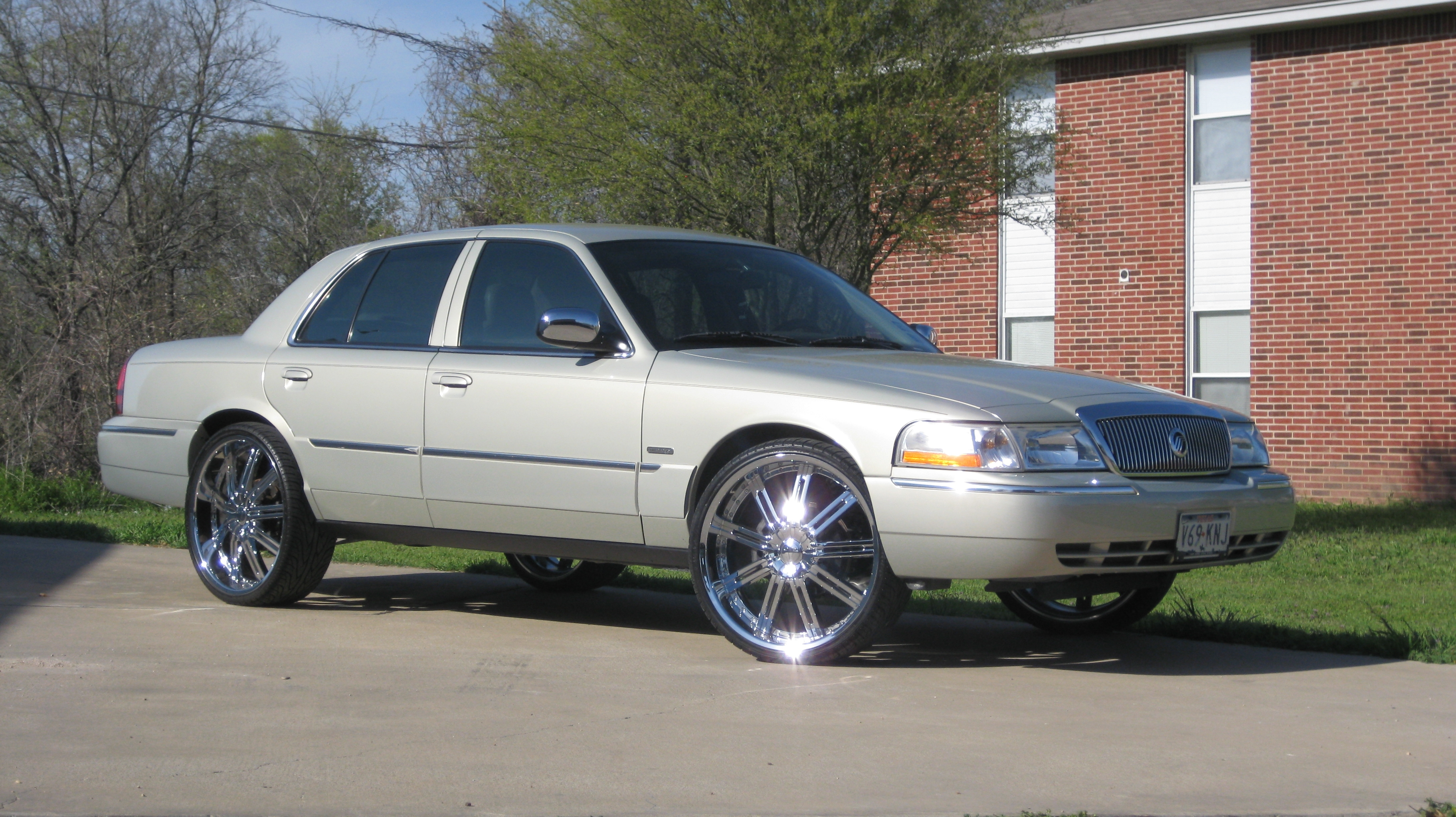 199947 39 s 2003 mercury grand marquis in waco tx. Black Bedroom Furniture Sets. Home Design Ideas