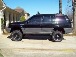 toybox91s 1994 Jeep Grand Cherokee
