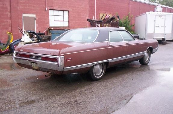 Another dodgechargerfan 1971 Chrysler New Yorker post... - 9771585