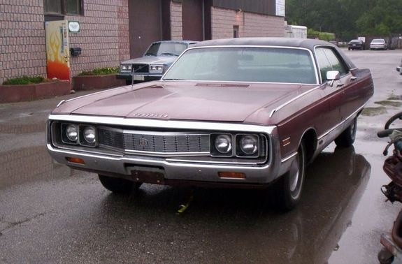 Another dodgechargerfan 1971 Chrysler New Yorker post... - 9771586