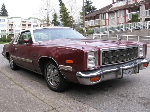 venom800tt 1977 Plymouth Fury
