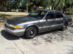 SAAVEDRA 1992 Ford Marquis