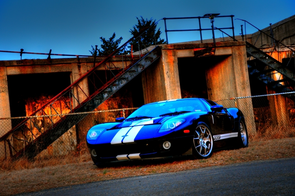 Solidgold  Ford Gt _original
