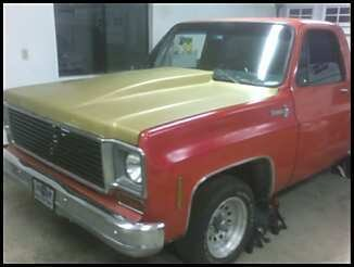 77__ChevyTruck 1977 Chevrolet C/K Pick-Up 9773944