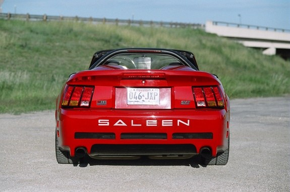 ugmking 2004 saleen mustang specs photos modification. Black Bedroom Furniture Sets. Home Design Ideas