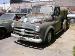 no-neck 1952 Dodge D150 Club Cab
