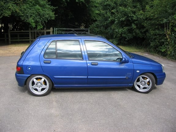 jakeyc 1998 renault clio specs photos modification info at cardomain. Black Bedroom Furniture Sets. Home Design Ideas