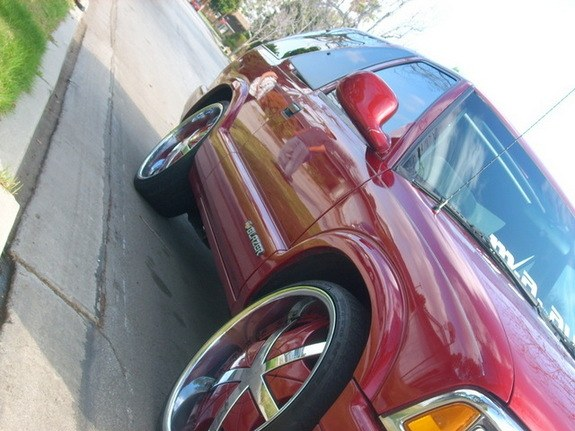 Another ON_YOU_KID 1997 Chevrolet Blazer post... - 9776423