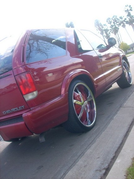 Another ON_YOU_KID 1997 Chevrolet Blazer post... - 9776424