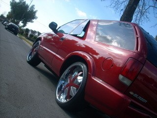 Another ON_YOU_KID 1997 Chevrolet Blazer post... - 9776425