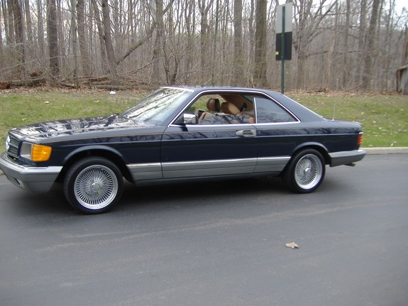 Another sernee67 1983 Mercedes-Benz S-Class post... - 9807122