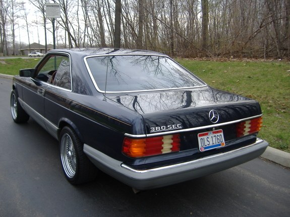 Another sernee67 1983 Mercedes-Benz S-Class post... - 9807124